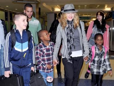 Пять принципов Мадонны в воспитании детей