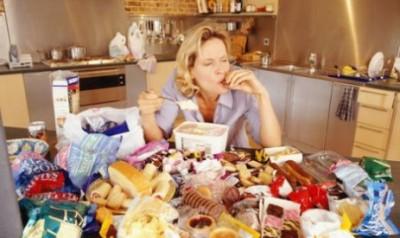 Пять причин переедания