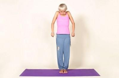 Расслабляем мышцы шеи вместе с Аленой Мордовиной.